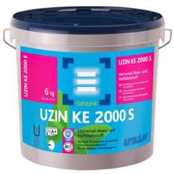 Uzin KE 2000 S - PVC Lijm - Emmer 6 kg